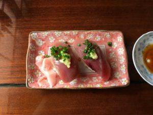 四つ葉のお寿司