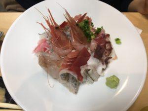 食楽キッチン熱海銀座店の海鮮